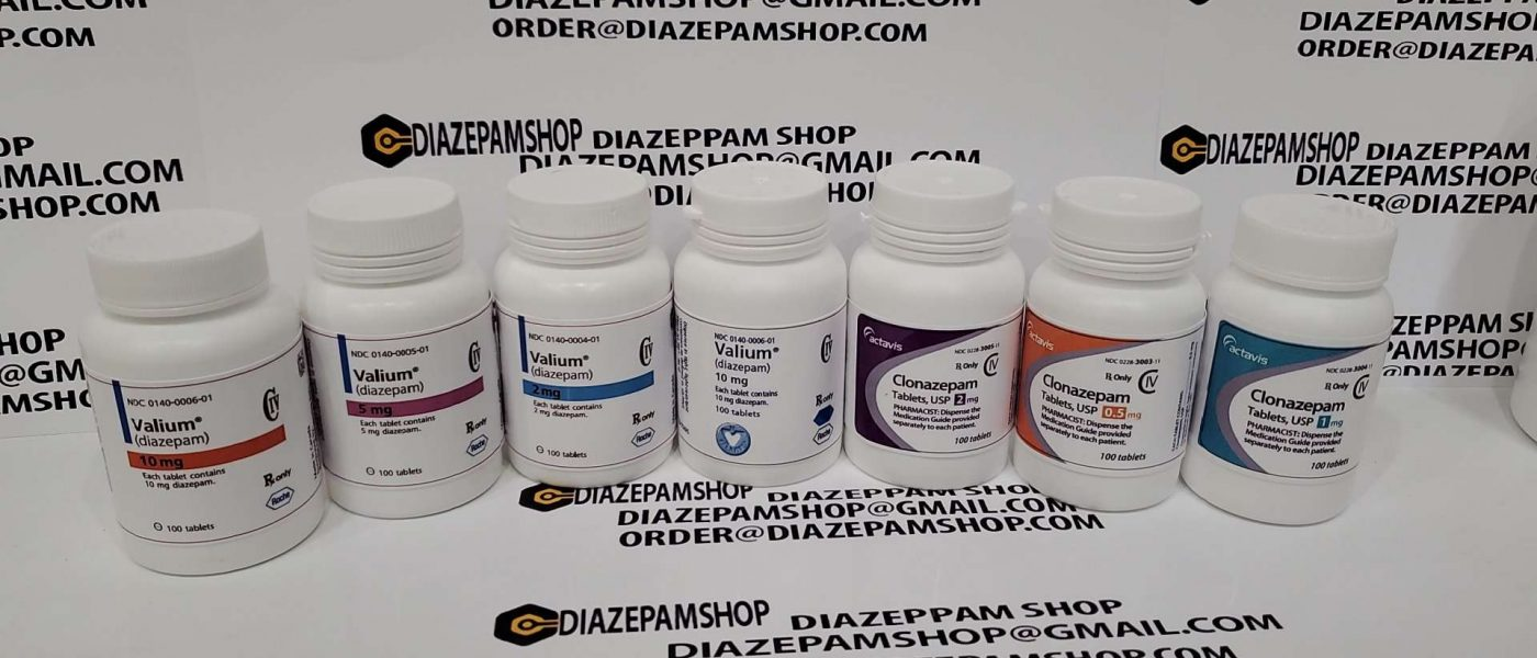 What is the drug diazepam used for
